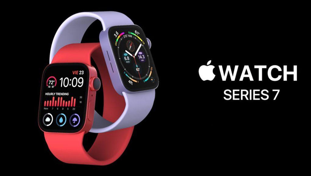 Apple Watch 7 renderi