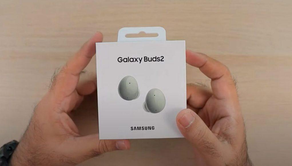 Galaxy Buds 2 unboxing prije predstavljanja