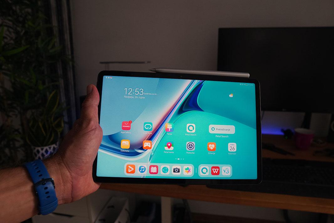 Huawei MatePad 11 zaslon 120Hz