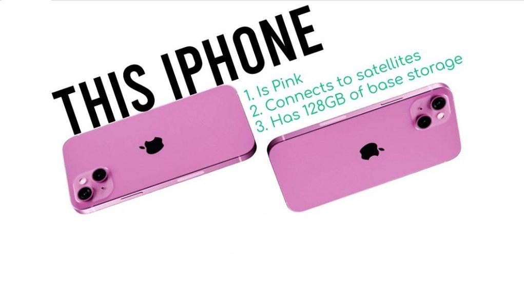 iPhone 13 će nakon 10 godina konačno ukinuti 64GB