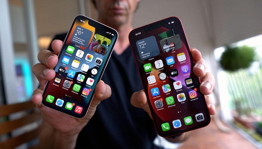 iPhone 13 mini recenzija